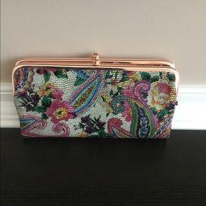 NWT Hobo International Lauren Wallet Clutch